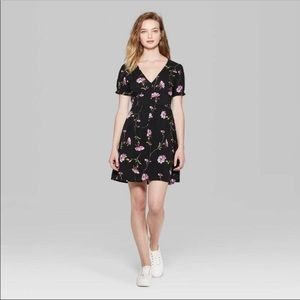 Wild Fable Floral Dress